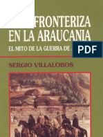 Vida Fronteriza en La Araucanía - Sergio Villalobos