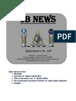 JB News - Informativo Nr. 255
