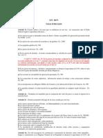 ley_284-71_de_Tasas_Judiciales