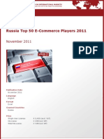 Brochure & Order Form_Russia Top 50 E-Commerce Players 2011
