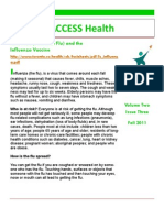 Access Health Fall 2011