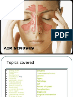 Air Sinuses