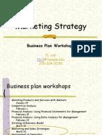 Workshop Marketing Presentation 2004.2