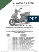 Predator Lc 2000 Export Market
