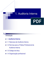1 Auditoria Interna