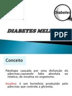 Progrma Controle de Diabetes