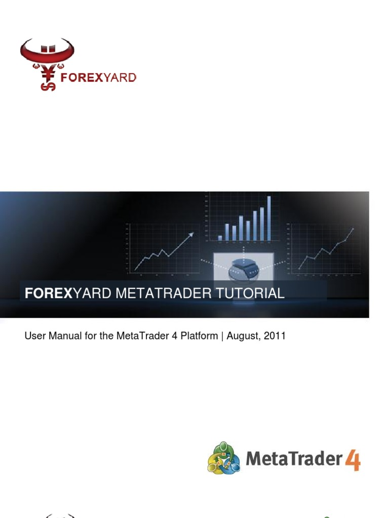 ForexYard Met a Trader Guide English | Order (Exchange) | Contract For  Difference