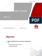 Huawei WCDMA Traffic Counter