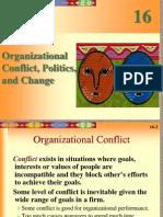 c576organizational Conflict