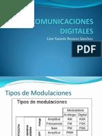 Modulaciones digitales