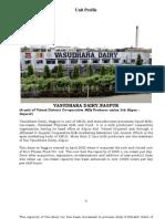 YasudharaDairyNagpur