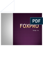 Programme for Foxpro