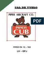 Manual de Vuelo PA-12