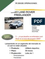 Caso 3 Landrover