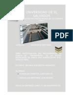 JOSE MOISES SERVELLON, JUAN CARLOS GONZALES INGENIERIA SANITARIA TRABAJO DE INVESTIGACION PLANTA DE TRATAMIENTO DE SANTA ANA NORTE(GRUPO N°6)