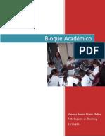 Bloque Académico - Fatla