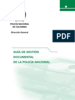 Guia de Gestion Documental Ponal 050609