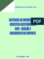 Documento de Suporte - Novembro 2007