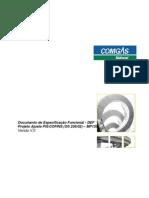 Documentação da Configuração - Ajustes PIS COFINS - MP135
