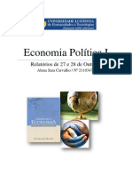 Economia Política I