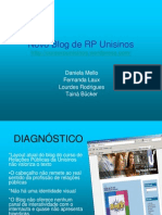 Estratégias - Blog Relações Públicas II