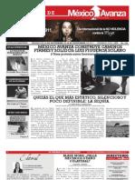 El Semanal de México Avanza No. 010