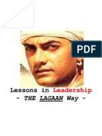 Lagaan - Leadership