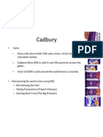 Cadbury imc