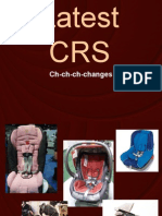 D Child Restraint Systems