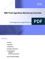IBM Tivoli Agentless Monitoring