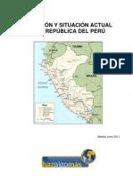 Evolucion Peru