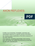 Axon Reflex