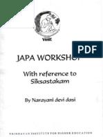 JapaWorkshop