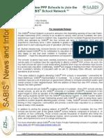 New PPP Schools Press Release FINAL