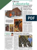 Vilas County News-Review, Nov. 23, 2011 - SECTION B