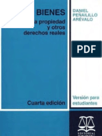 Daniel Peñailillo - Los Bienes, La Propiedad y Otros Derechos Reales