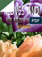ANDI NÉVNAP (1)