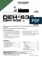 DEH-536-DEH636