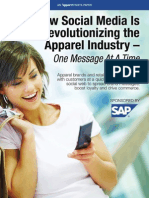 1 11936 How Social Media is Revolutionizing the Apparel Industry