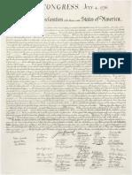 American Founding Documents