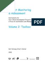 Impact Monitoring & Assessment Vol 2 Toolbox