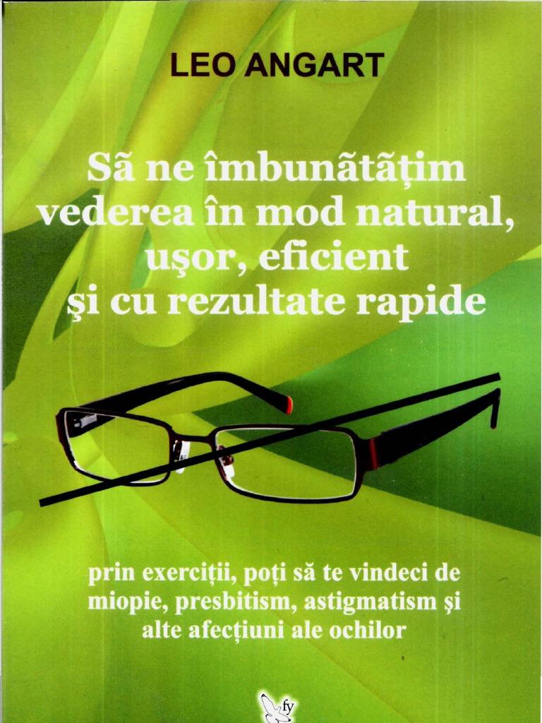 Exercițiu care îmbunătățește vederea