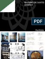 Mds Architect Portfolio