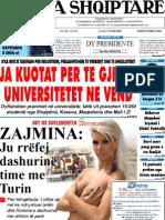 Gazeta Shqiptare 9.8
