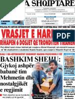 Gazeta Shqiptare 16.8