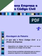 Resumo n Codigo Civil