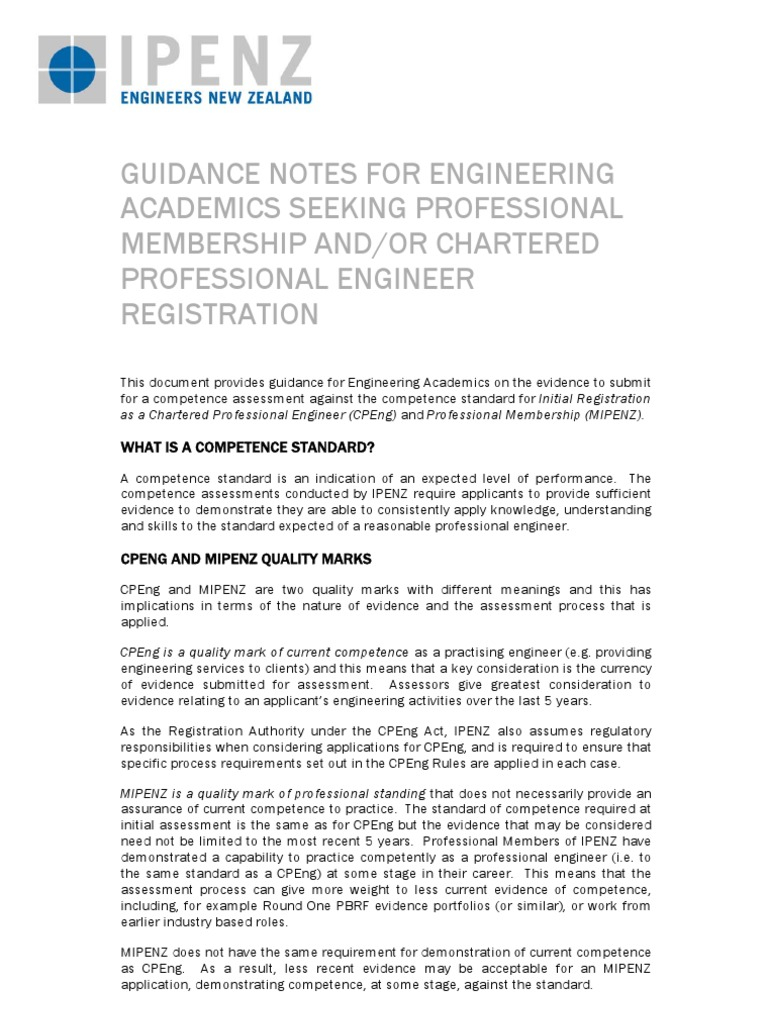 guidance notes for engineering academics competence human rh es scribd com
