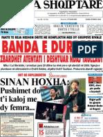 Gazeta Shqiptare 18.8
