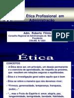 Etica en La Admin is Trac Ion