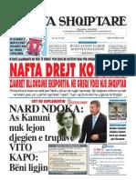Gazeta Shqiptare 26.8